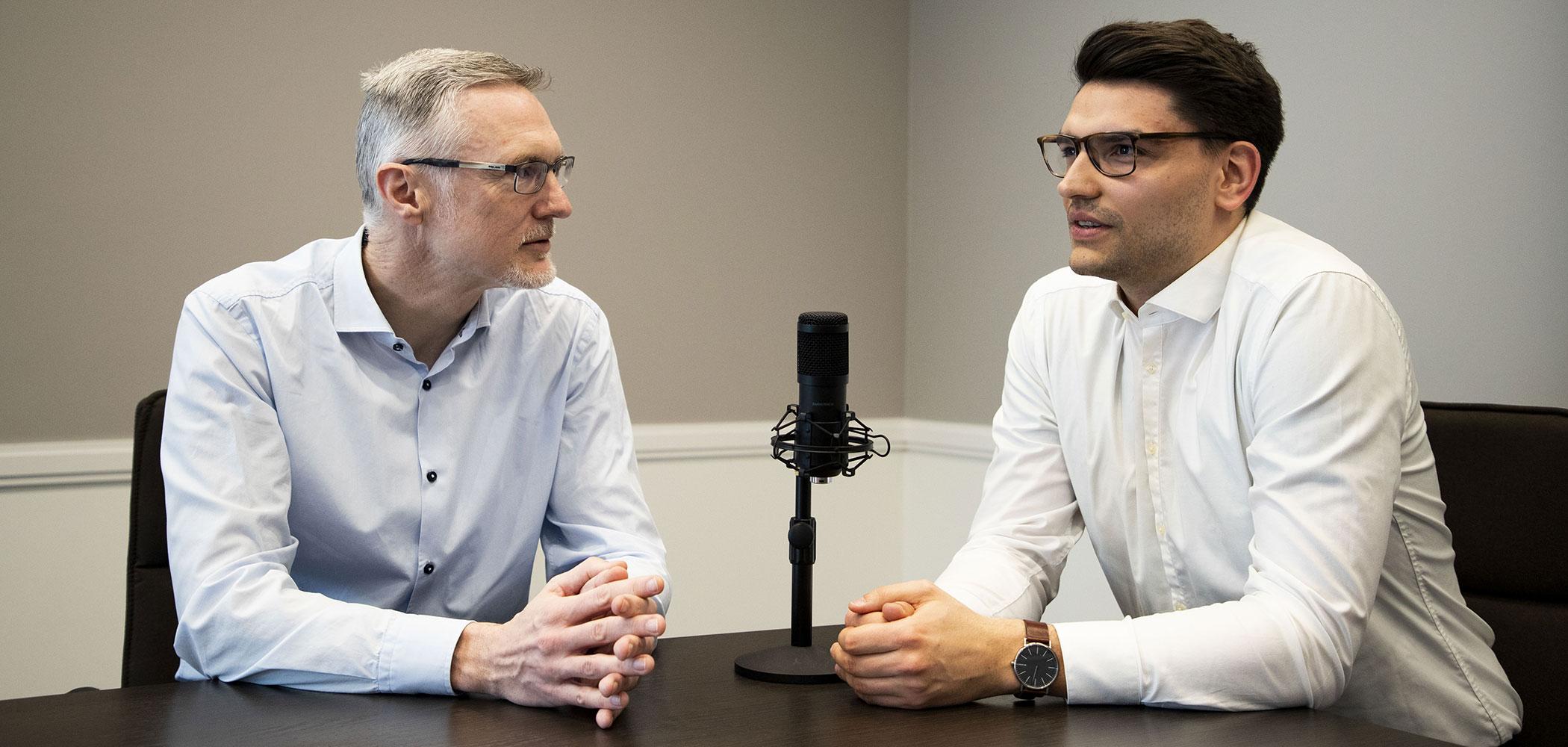 Podcast mit Bastian Frien und Philipp Habdank